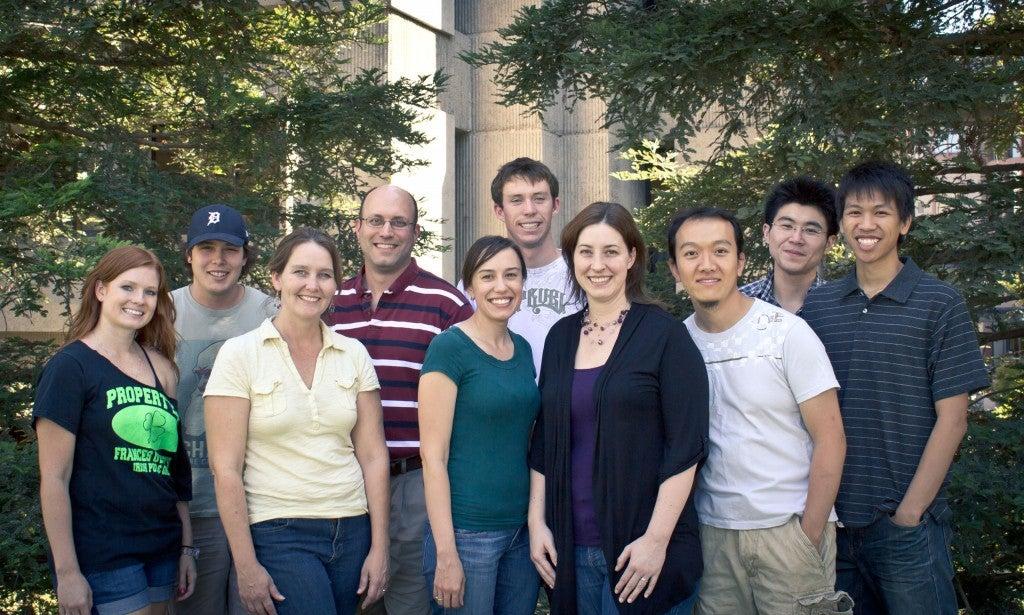 Courtney Bone, Jonathan Kuhn, Liz Clark, Daniel Starr, Natalie Cain, Kevin Hart, Erin Tapley, Yu-Tai Chang, Allen Wang, Minh Ngo