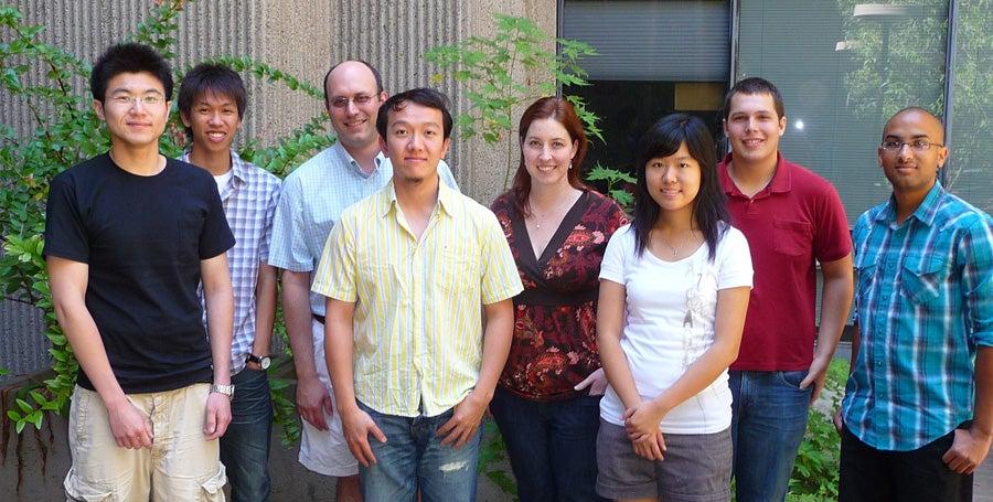 Allen Wang, Minh Ngo, Dan Starr, Yu-Tai Chang, Erin Tapley, Rita Jiang, Jonathan Kuhn, Alan Lombard